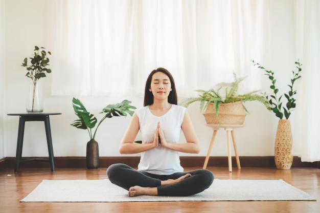 بهبود عملکرد ریه ها با یوگا