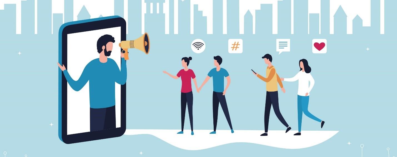 نقش مهم تبلیغات در وبینار | مسیر رشد